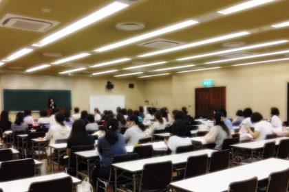豊川女性教員研修会アロマハンド2017.5.24
